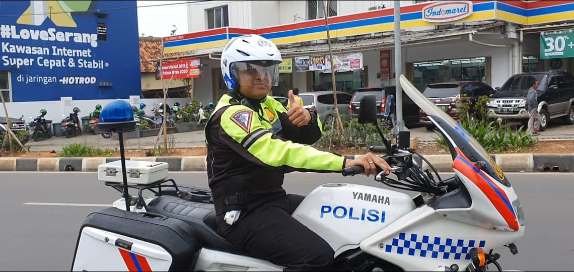 Polisi Imbau Masyarakat Tidak Konvoi Saat Perayaan Tahun Baru