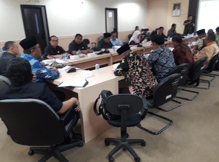 Dewan Soroti Kualitas Pendidikan di Banten