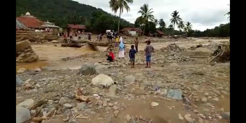 Akses Pendistribusian Bantuan Bencana