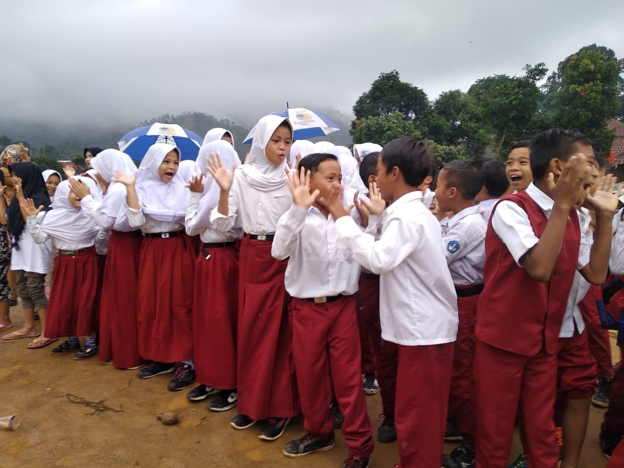 Asa Siswa SDN 2 Banjar Irigasi Ingin Kembali Sekolah