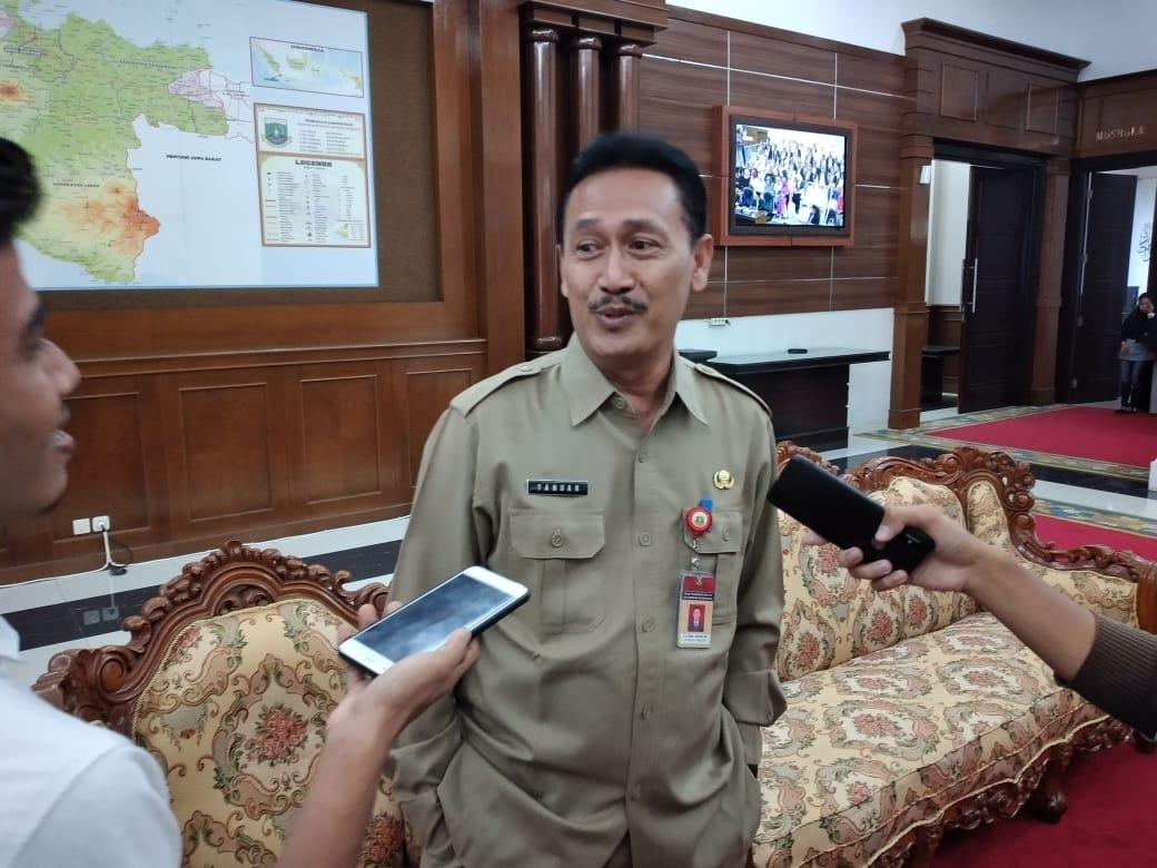 Relokasi Bangunan Liar di Banten Lama