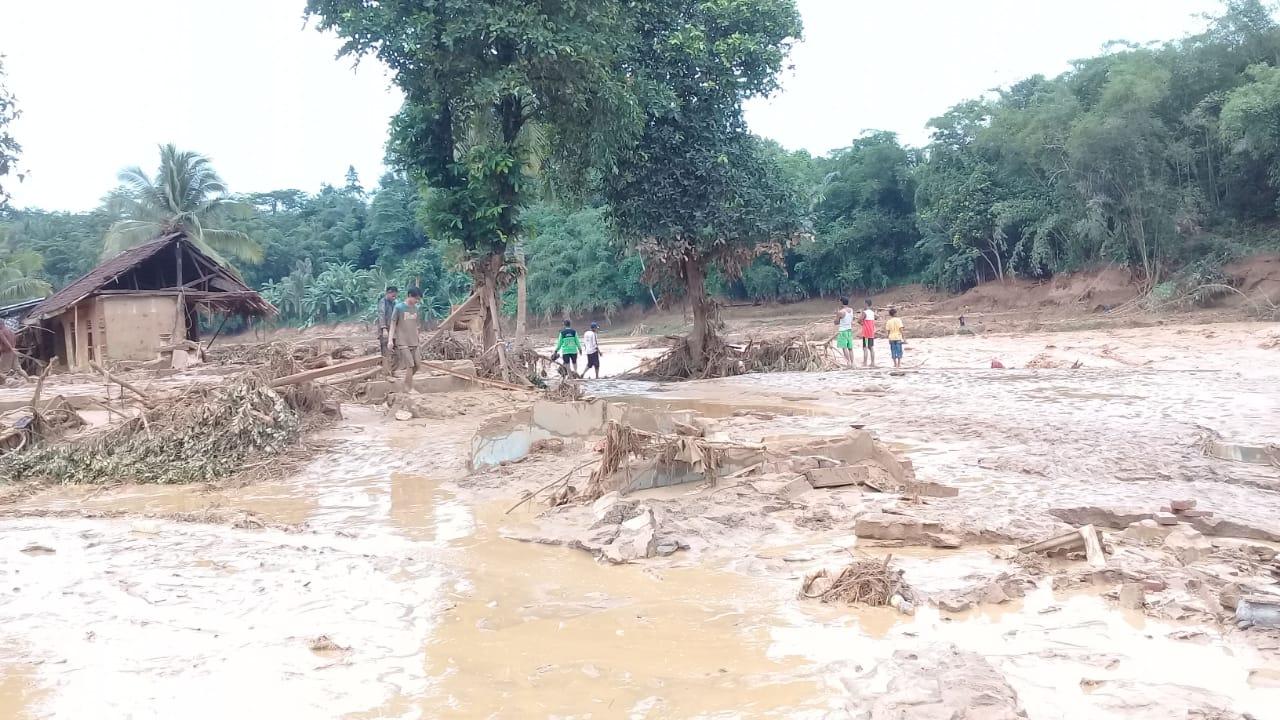 Bencana Alam Kembali Menjadi Kado Awal Tahun Provinsi Banten