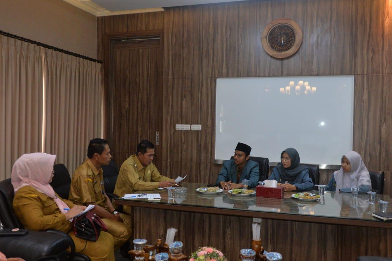 IPNU dan IPPNU Dorong Pemkot Serang Sediakan Beasiswa