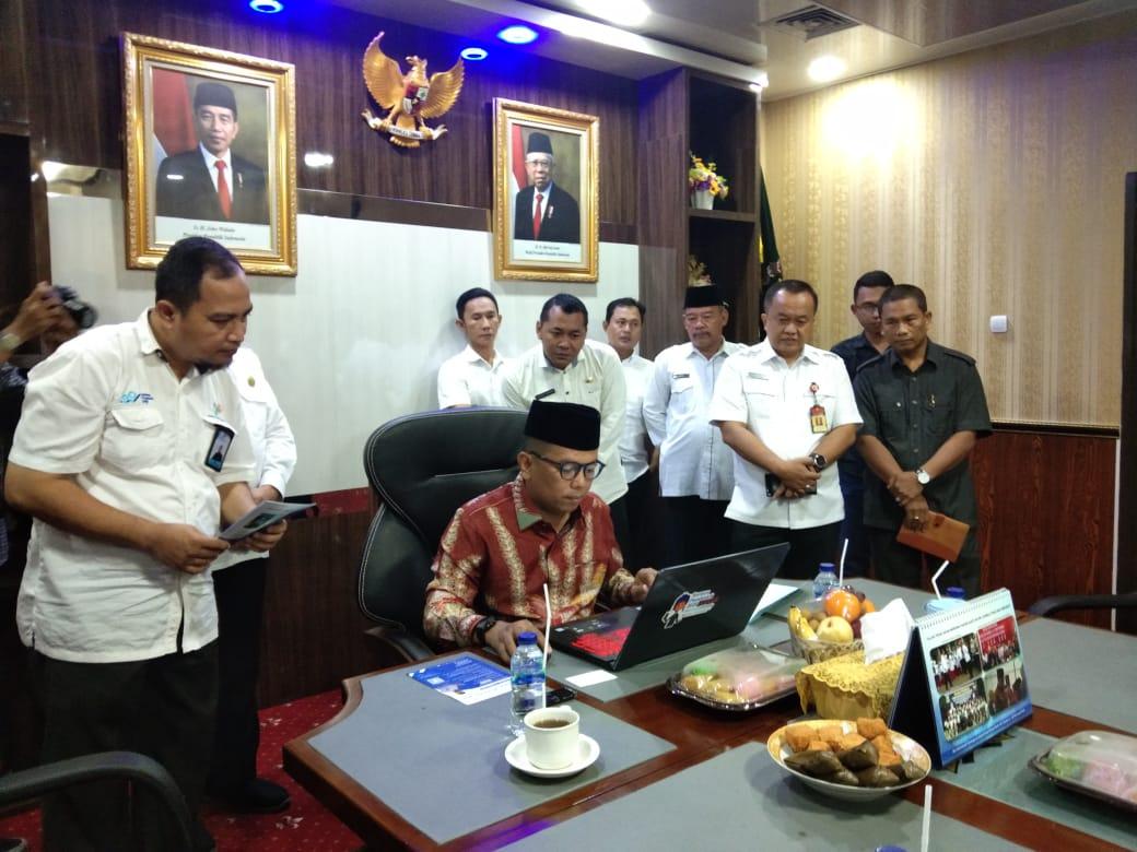 Ketua DPRD Banten Ajak Masyarakt Sukseskan Sensus Penduduk 2020