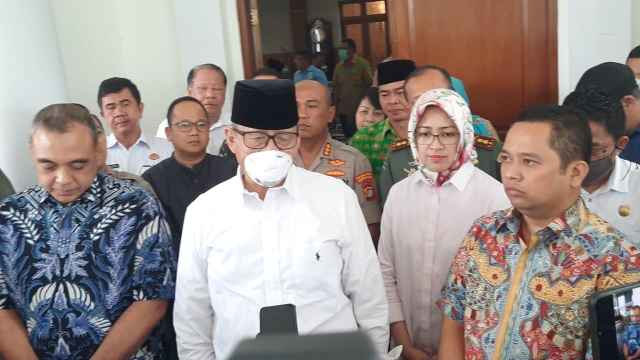 Masa Belajar di Rumah SMA di Banten Diperpanjang Hingg 1 Juni