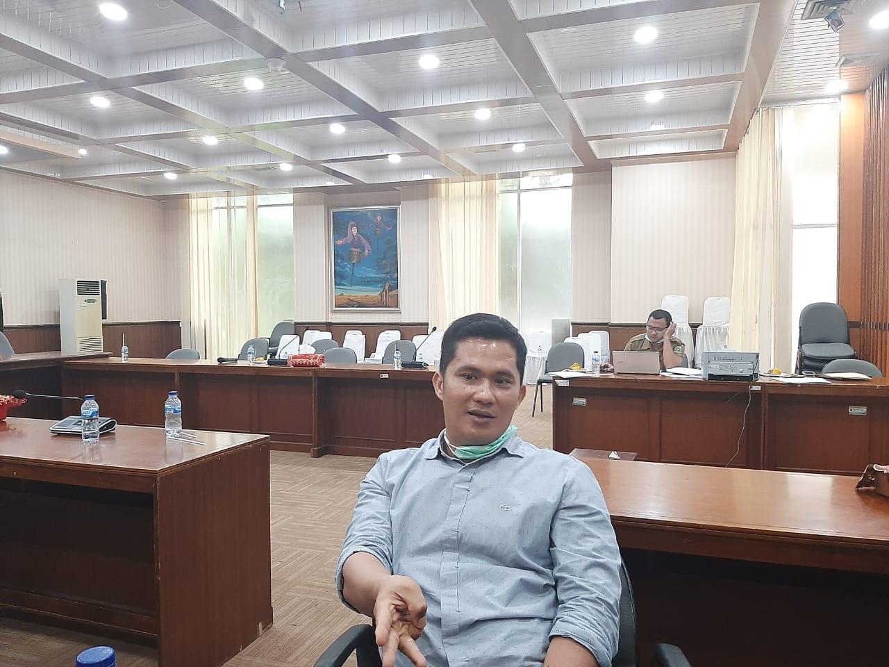 Enam Hari Absen Rapat LKPj, Kepala BKD Dibela Gubernur Banten