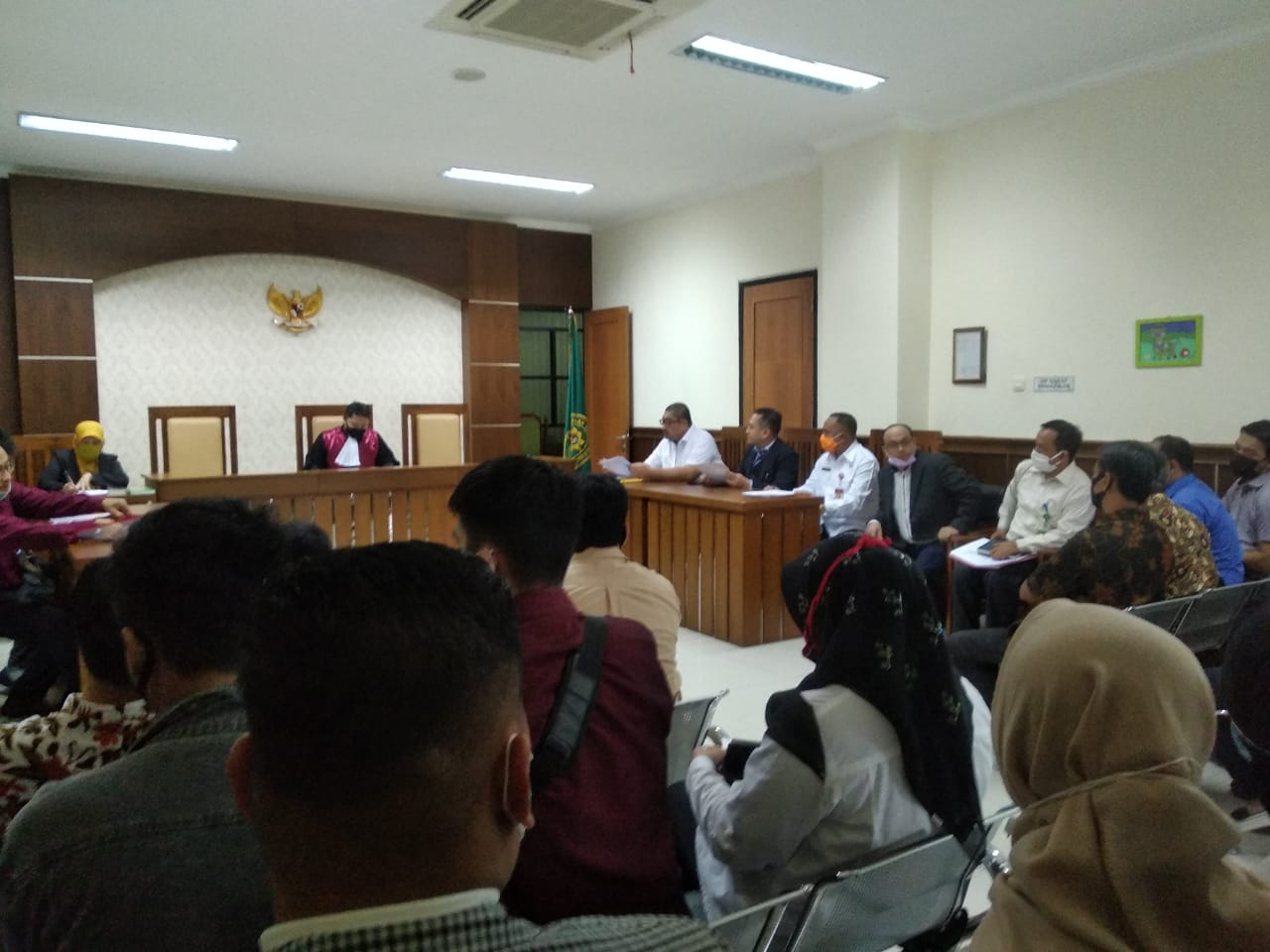 Gugatan Pemindahan RKUD Bank Banten Ke BJB Dicabut